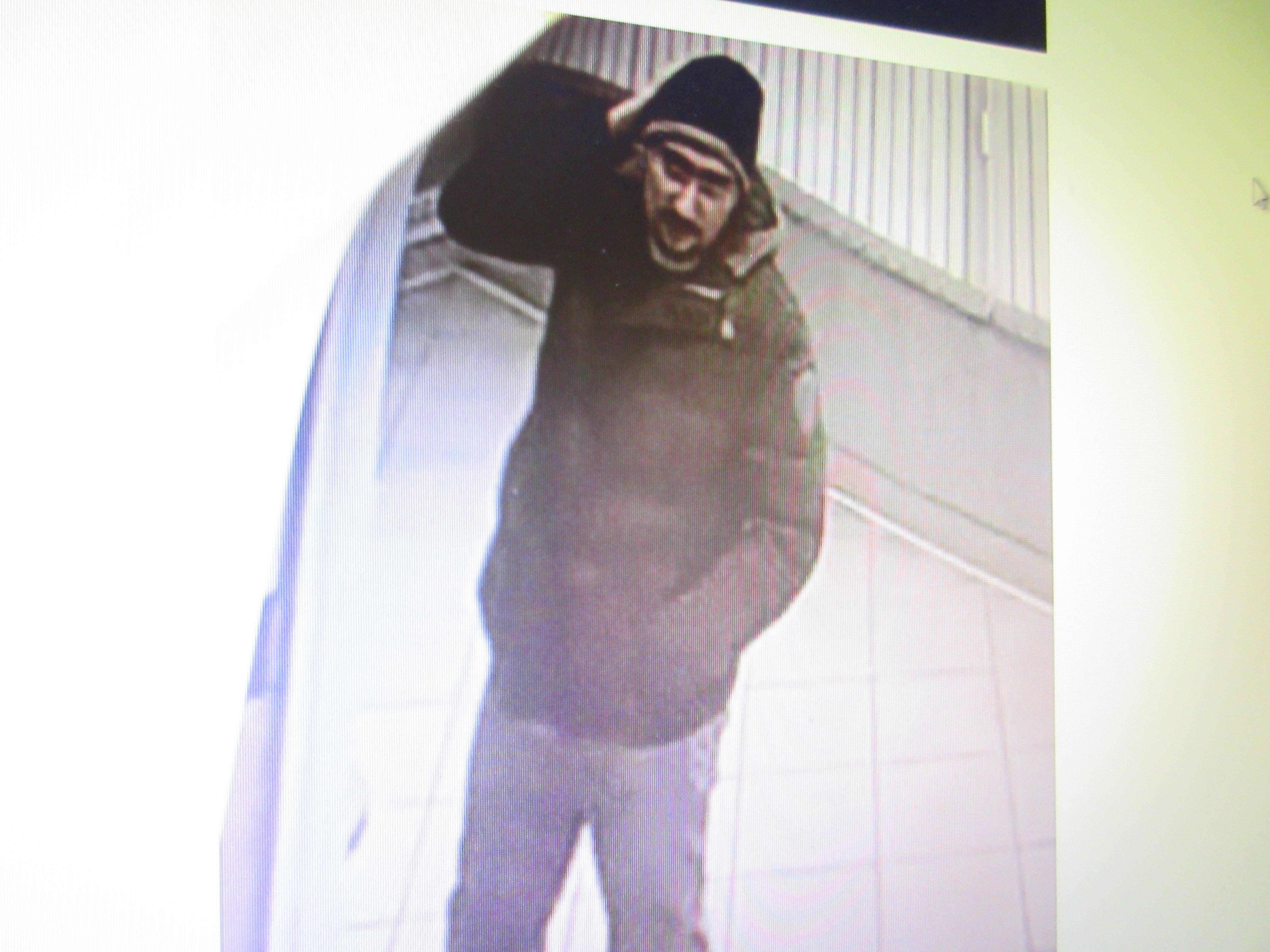 Фото разыскиваемого в Минске мужчины на сайте ГУВД.