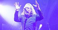 Вокалист Led Zeppelin Роберт Плант