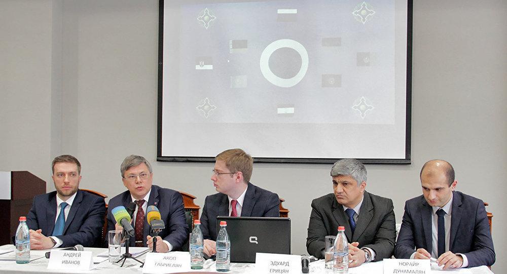 Вторая международная модель-конференция ОДКБ