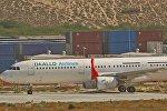 Самолет компании Daallo Airlines