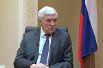 Суриков: в Беларуси дипломату сложнее, чем в других странах