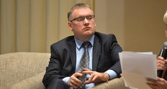 Лидер РОО Перспектива Анатолий Шумченко