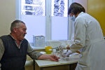 В польской больнице