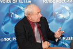 Ветеран Гостелерадио СССР Евгений Грачев