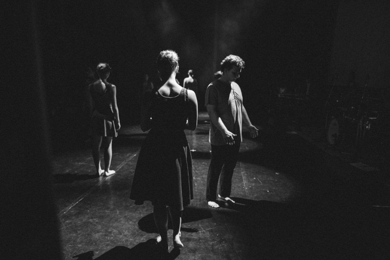 Спектакль Блізскасць тэатра танца Skyline