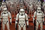 Штурмовики из фильма Звездные войны