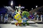 Символы Олимпиады-2016 в Рио