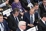 Министр иностранных дел РФ Сергей Лавров на Мюнхенской конференции по вопросам политики безопасности