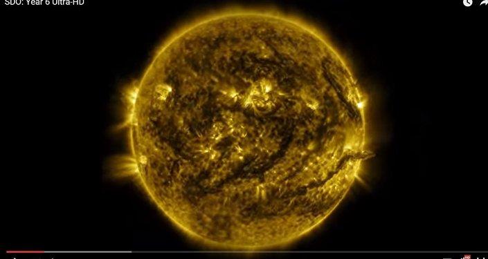 Год из жизни Солнца