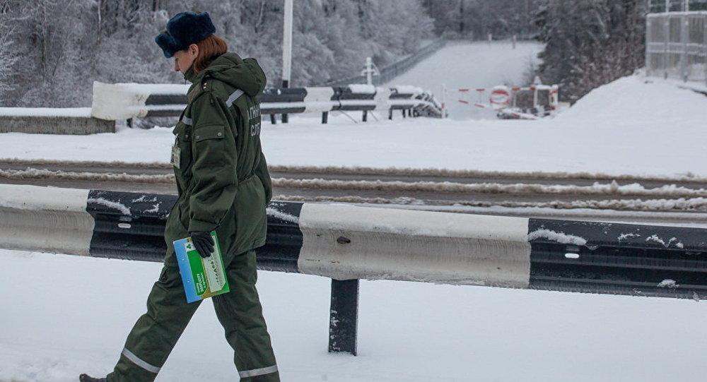 Пограничная служба Беларуси