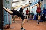 Занятия легкой атлетикой