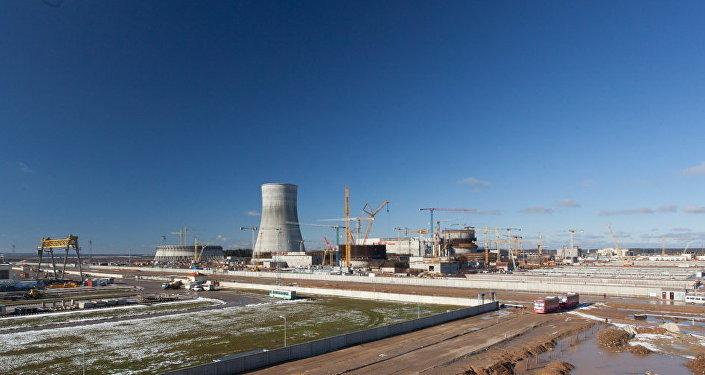 Литва требует остановить строительство БелАЭС
