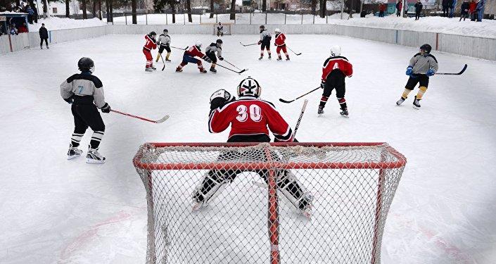 Любительский хоккей в Нижегородской области