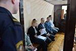 Обвиняемые по делу о коррупции на Витебской бройлерной птицефабрике