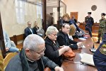 Адвокаты и обвиняемые по делу Шарейко