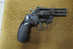 Пистолет, изъятый у украинца