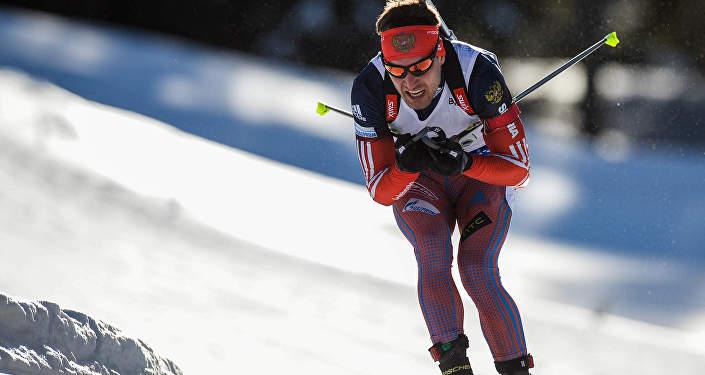 Россиянин Андрей Гараничев привез победу российской сборной по биатлону на этапе ЧЕ в Тюмени