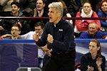 Главный тренер женской сборной Беларуси по баскетболу Анатолий Буяльский