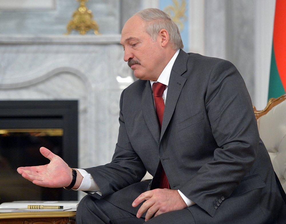 Заседание Высшего Государственного Совета Союзного государства России и Беларуси