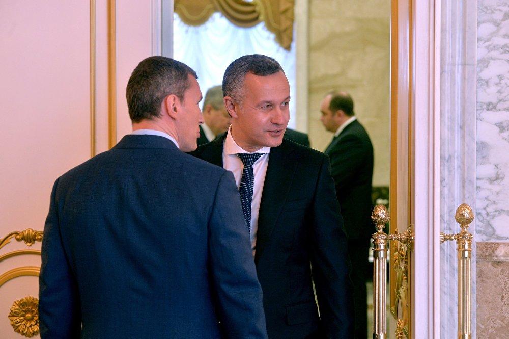 Вице-премьер Беларуси Василий Матюшевский