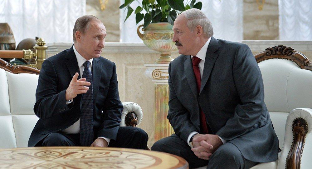 Путин иЛукашенко обсудят вПетербурге «хозяйственные разногласия»