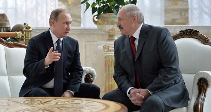 Путин иЛукашенко встретятся вПетербурге