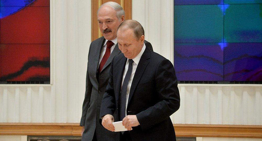 Дата встречи Лукашенко и Владимира Путина пока несогласована