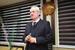 Министр энергетики Беларуси Владимир Потупчик