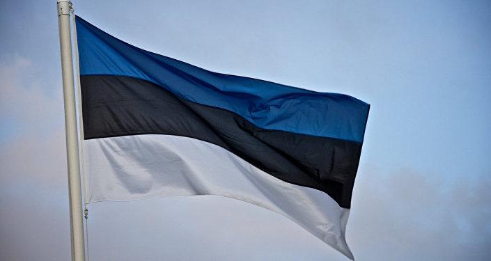 Сцяг Эстоніі