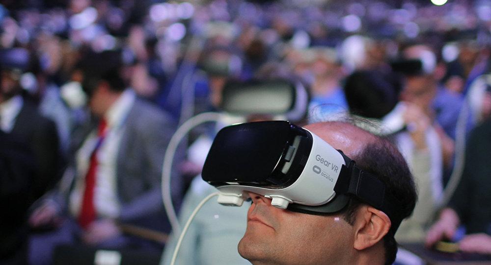 Mobile World Congress в Барселоне, тестирование Samsung Gear 360