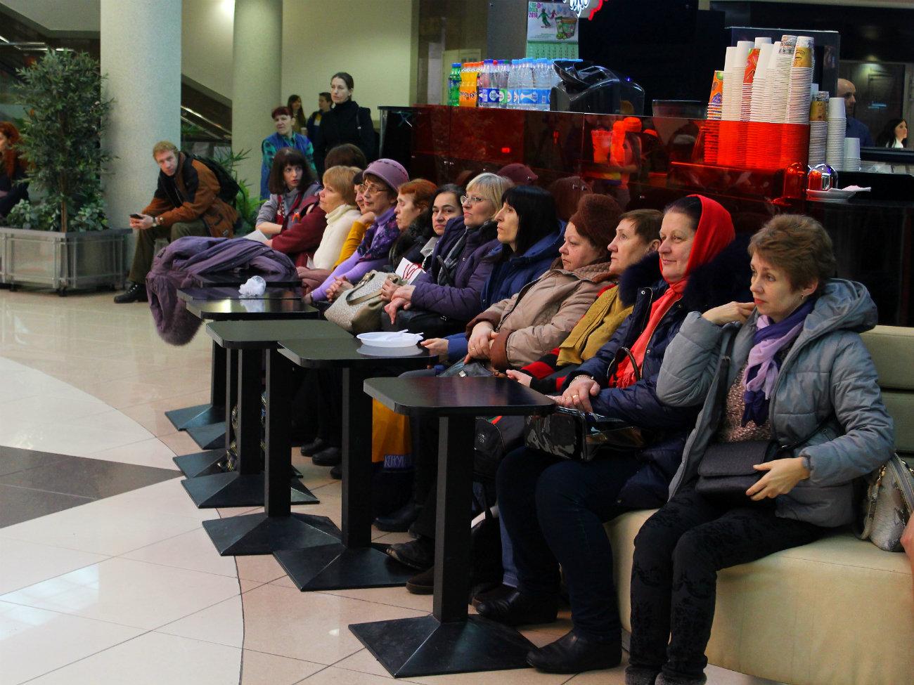 Святкаванне Дня народзінаў Шапэна ў ГЦ Сталіца