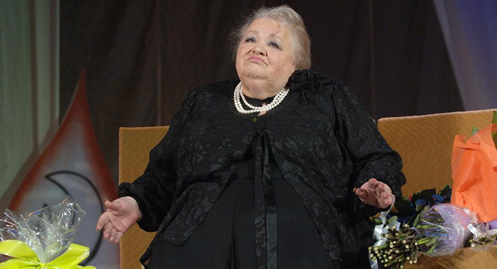 Актрыса Наталля Крачкоўская