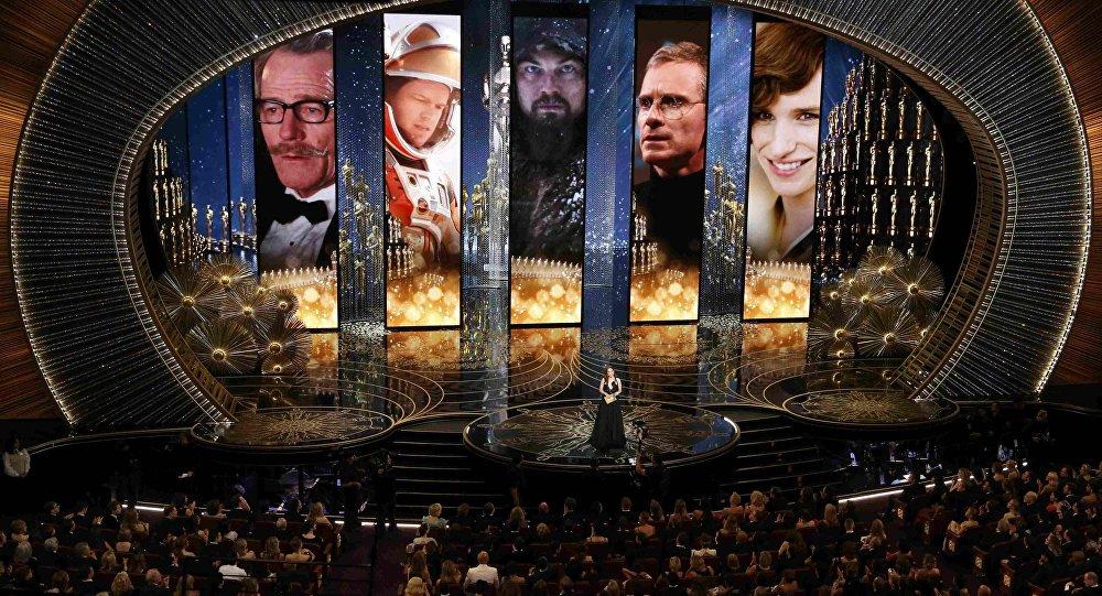 Уручэнне прэміі Оскар у Лас-Анджэлесе
