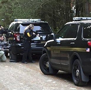 Операция полиции в штате Вашингтон