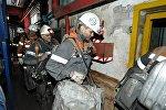 Работа шахты Северная в Воркуте приостановлена после горного удара Работа шахты Северная в Воркуте приостановлена после горного удара