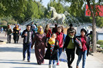Жители Багдада