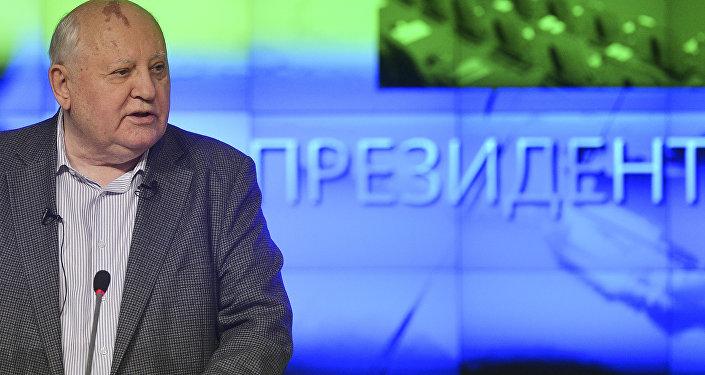 ВСБУ подтвердили, что Горбачеву запрещен заезд в государство Украину