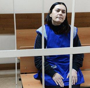 Няня Гюльчехра Бобокулова, обвиняемая в убийстве 4-летней девочки Насте Максимовой