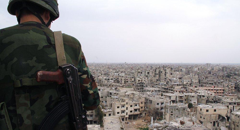 L'autre face de la guerre en Syrie