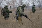 Продолжается сплошное разминирование территории в районе Донецка