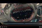 Кадр из социального рекламного видеоролика ГИБДД РФ