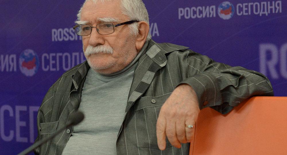 Актер, художественный руководитель Московского драматического театра под руководством А.Джигарханяна Армен Джигарханян