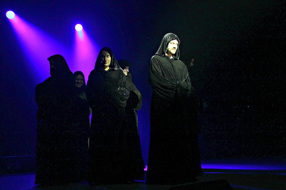 Канцэрт Gregorian у Мінску