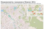 Недвижимость с аукциона в Минске-2016