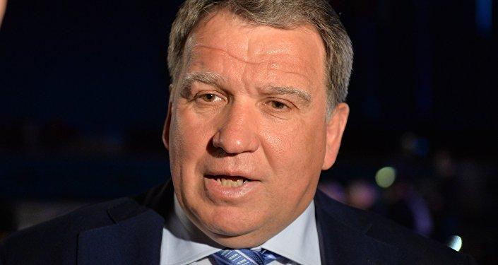 Белорусский бизнесмен Юрий Чиж