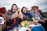 Древний белорусский обряд Чырачка в деревне Тонеж Лельчицкого района