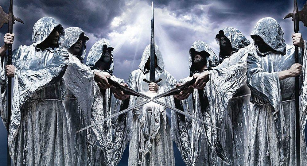 Нямецкі гурт Gregorian