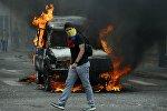 Протесты в Венесуэле, архивное фото
