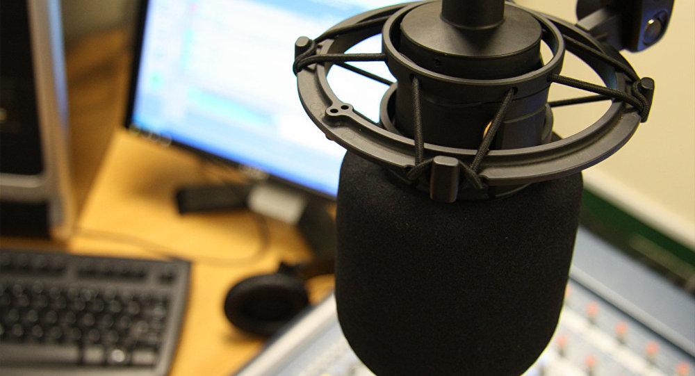 Работа радиостанции