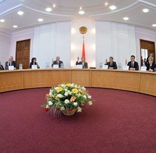 Заседание ЦИК 16 октября